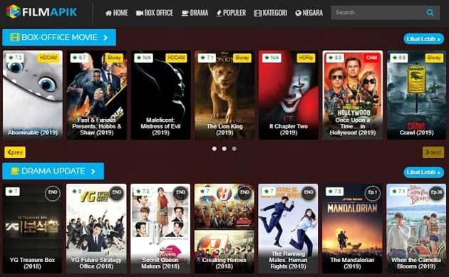 Link Filmapik Terbaru & Cara Download Film Bioskop ...