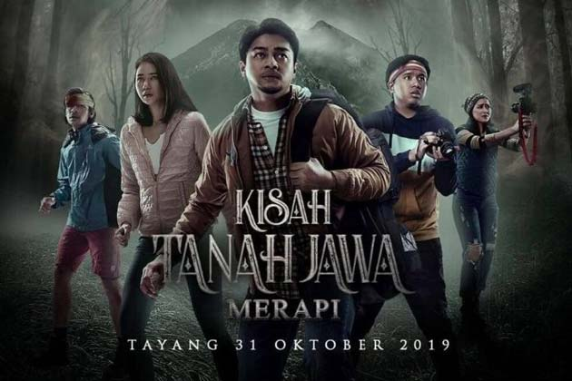 Nonton Film Kisah Tanah Jawa: Merapi (2019) Full Episode ...