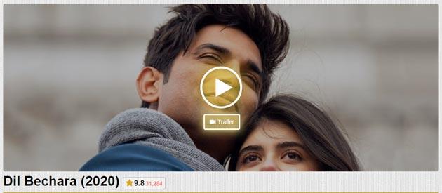 Nonton Film Dil Bechara (2020) Sub Indo - Pingkoweb.com